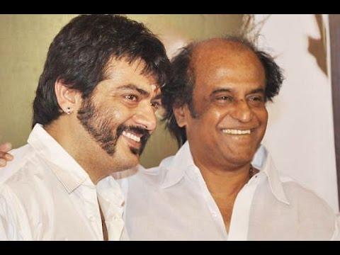 Rajini's Blessings To Ajith - 동영상