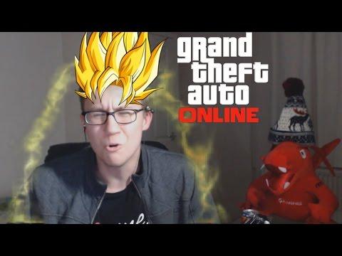 GTAV Race su Softy Gaming - Au au au !
