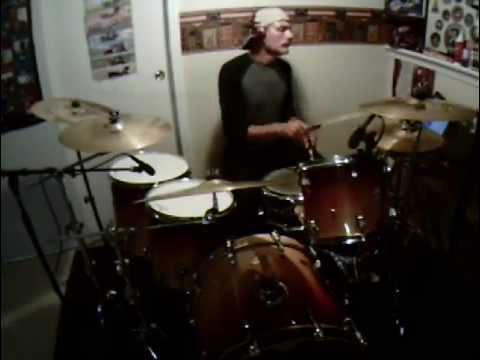 Bottoms up Drum Cover