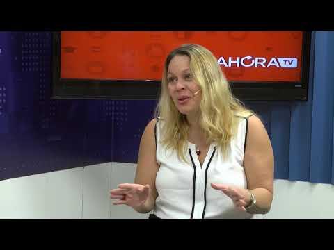 AHORA TV | Entrevista con Alika Kinan