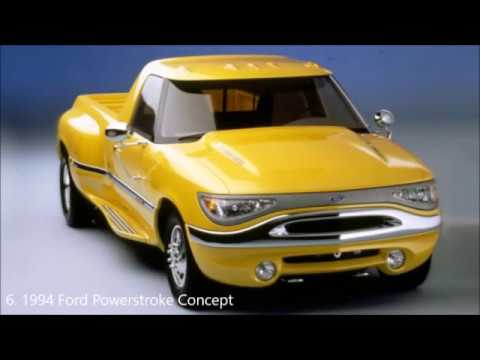 Top 10 Ford Pickup Truck Concepts