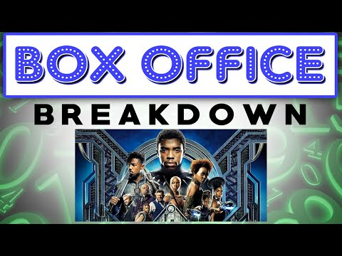 Black Panther is King of the Box Office! - Box Office Breakdown for February 18th, 2018