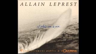 Allain Leprest -09- Ton cul est rond comme une horloge (Live à l