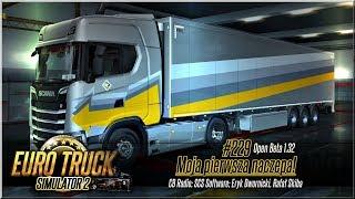 """Euro Truck Simulator 2 - #229 """"Moja pierwsza naczepa!"""""""