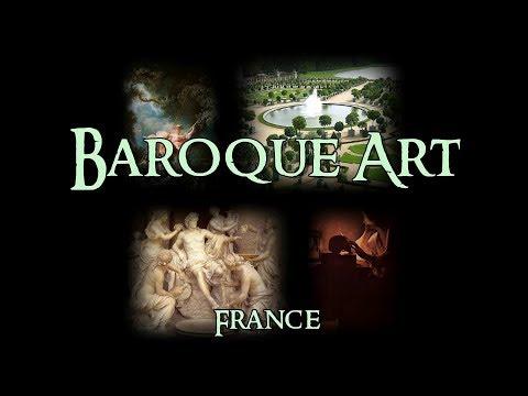 Baroque Art - 4 France