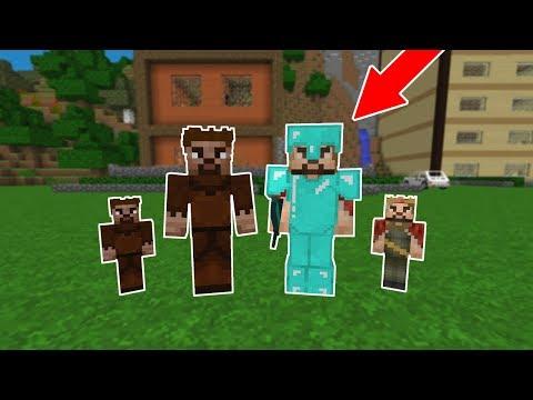 ZENGİN İYİLEŞTİ VE ESKİ HALİNE DÖNDÜ! 😱 - Minecraft