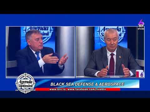 AGENDA SAPTAMANII 2018 05 16 - BLACK SEA DEFENSE & AEROSPACE
