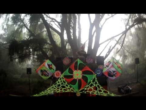 Free Planet Dj Set - to - Kujata Live Set @ Pukem Pewu - Limache - Chile - Sept - 2014