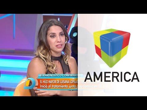 Cinthia Fernández se quebró al hablar del hijo de Luisana Lopilato y Michael Bublé