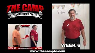 Thousand Oaks Weight Loss Fitness 6 Week Challenge Results - Jeff Sevier