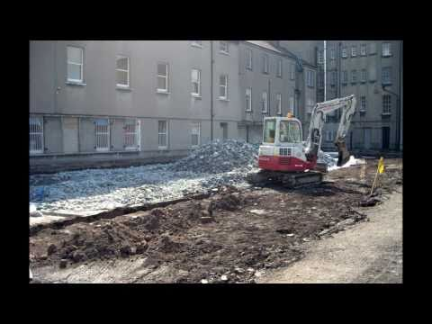 O'Connell Schools Ronnie Delany Arena.wmv