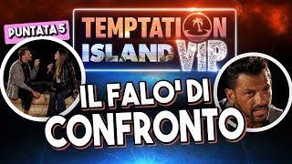 SERENA & PAGO FALO' DI CONFRONTO *Prima Parte* - TEMPTATION ISLAND VIP [REACTION PUNTATA 5]