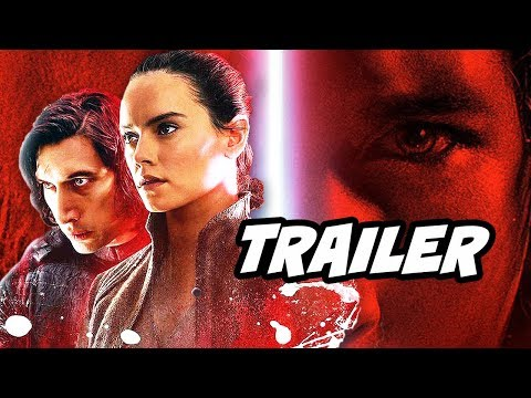 Star Wars The Last Jedi Trailer  Snoke Unknown Regions and New Locations Explained