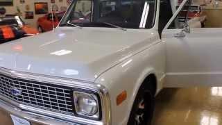 1971 Chevrolet C10 w/ Corvette Engine! - Vintage Motorcars - Sun Prairie, WI