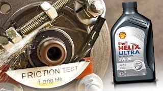 Shell Helix Ultra Professional AM-L 5W30 Jak skutecznie olej chroni silnik?