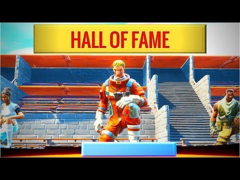 Hall of Fame -  Fortnite   - The Scriptwilliam - ft MasterZeus
