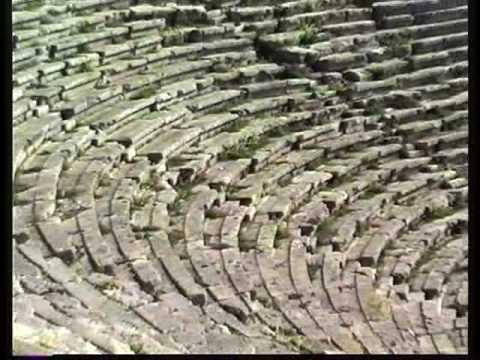 Delphi, Greece part 1