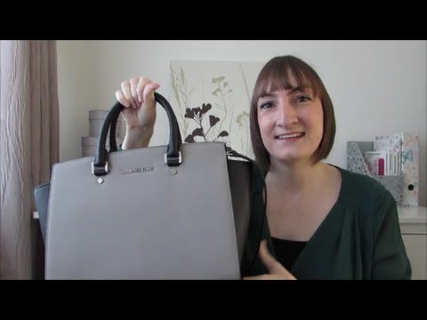 a0865f7963f3 Michael Kors Large Selma Review