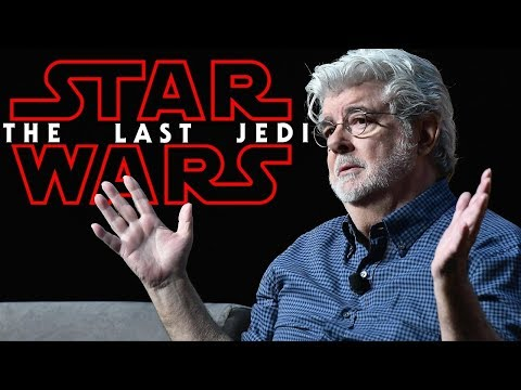 How George Lucas Helped Influence The Last Jedi