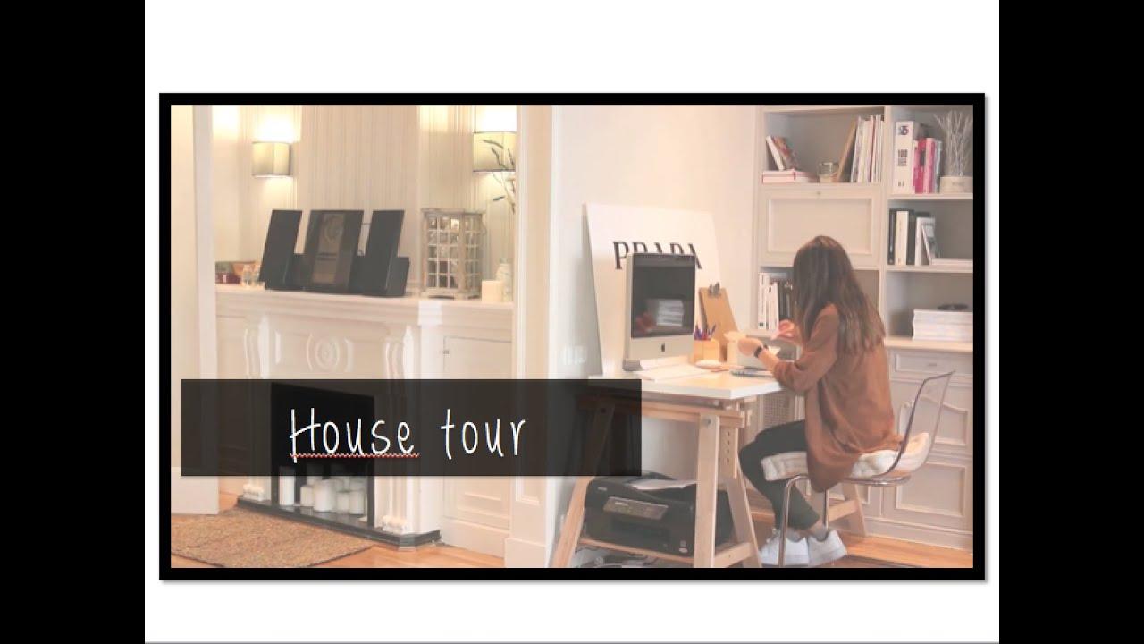 House tour marta riumbau youtube for Video home tours