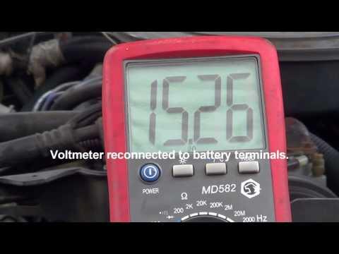 Overcharging Electrical Repair on Dodge Ram How to DIY