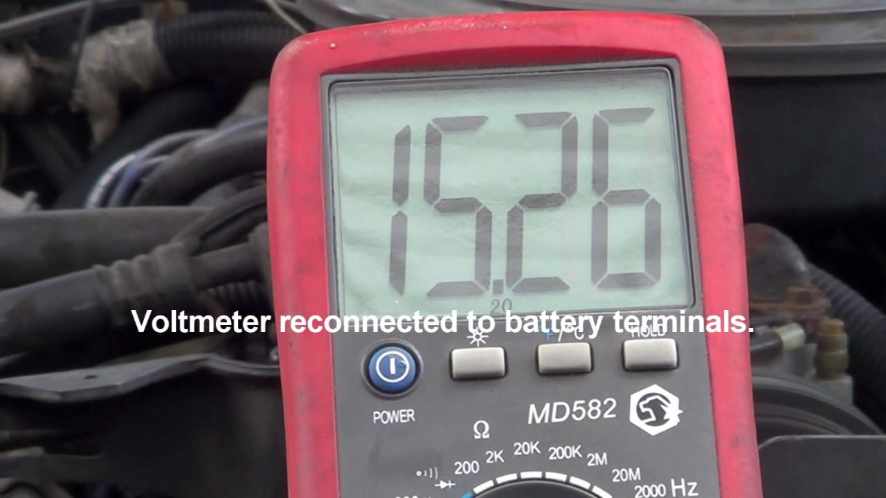 Overcharging Electrical Repair on Dodge Ram How to DIY - YouTube