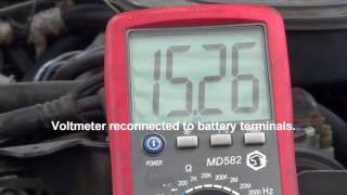 Overcharging Electrical Repair on Dodge Ram How to DIY