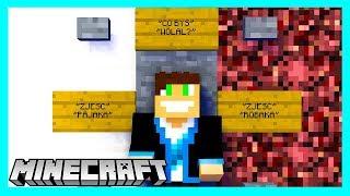 VERTEZ VS TRUDNE WYBORY!!! | Minecraft Mapy