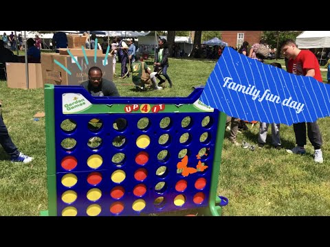 Just Another Daily- Family Fun Day @ Washington Adventist University