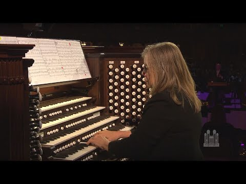 Come, Ye Children of the Lord (Organ Solo) - Mormon Tabernacle Choir