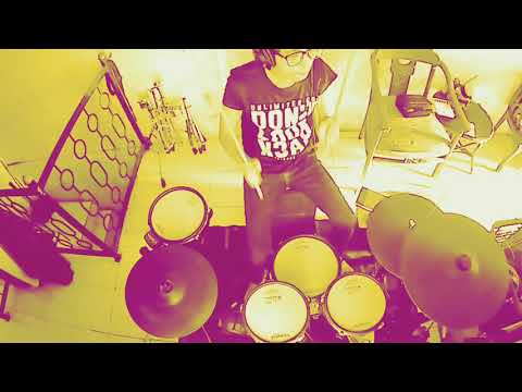 Bip -Skak mat drum cover by Areng Arkad