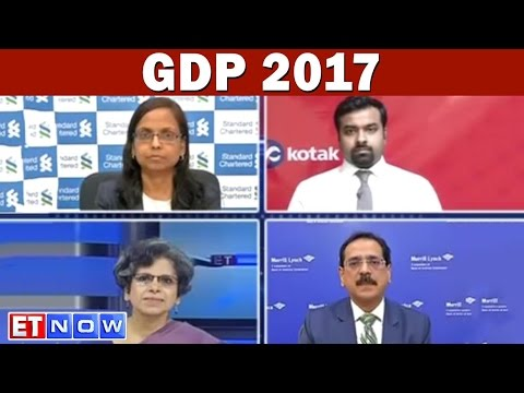 Q3 GDP Wards Off Note Ban Impact | FY17 Q3 GDP Growth At 7%