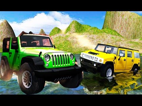Extreme SUV Driving Simulator - Racing - Videos Games for Children /Android HD