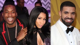 Nicki Minaj Says Drake & Meek Mill Feud Was HARDEST Part of Her Career
