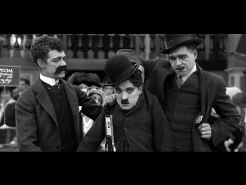 Чарли Чаплин - Контролер Универмага (1916) [chamber score] [субтитры]