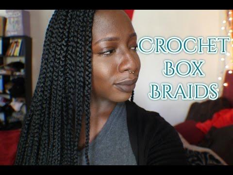 Repeat Crochet Freetress Medium Box Braid Long Initial Review By