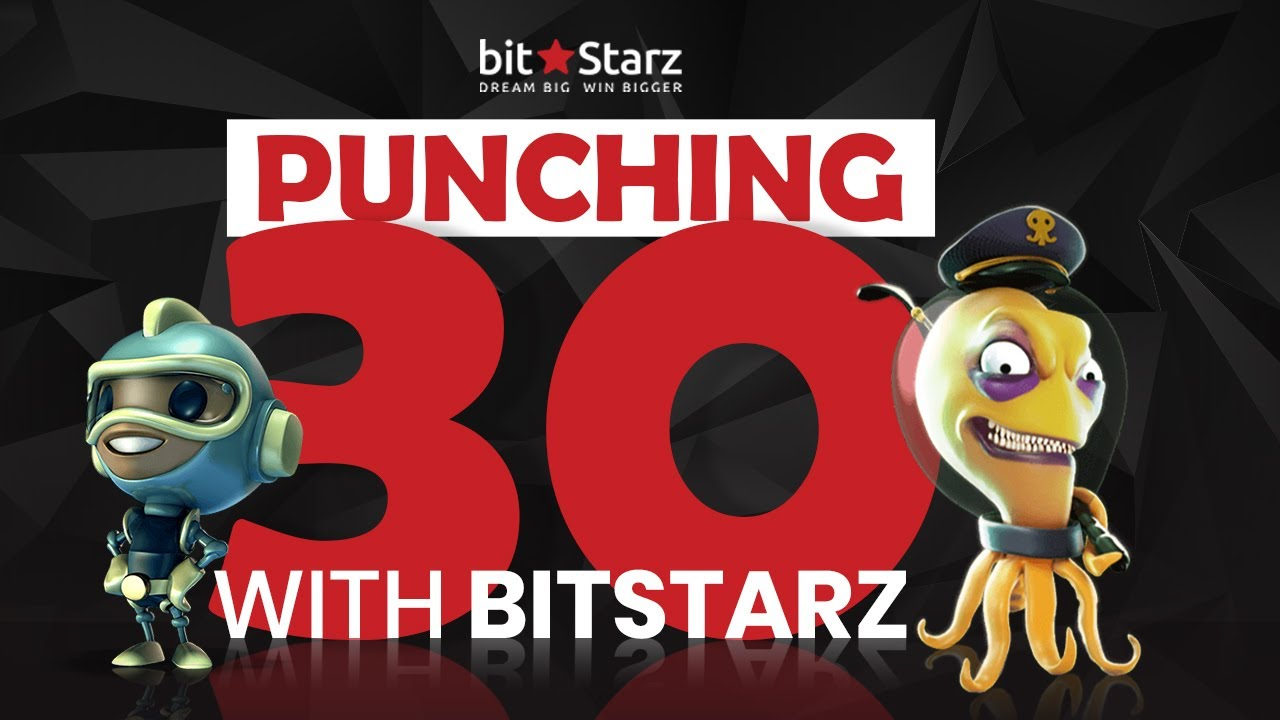 Bitstarz Ups The Game With 30 Exclusive Casino Spins Youtube