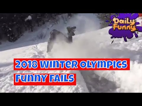 2018 Winter Olympics Viral Video Weekly fail compilation 2018 Funny Videos