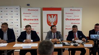 Mirosław Augustyniak o podziale Mazowsza