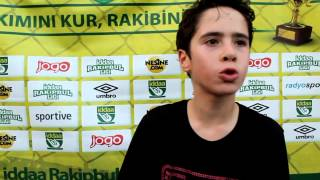 Revengers FC Basın Toplantısı / İZMİR / iddaa Rakipbul Ligi 2015 Açılış Sezonu