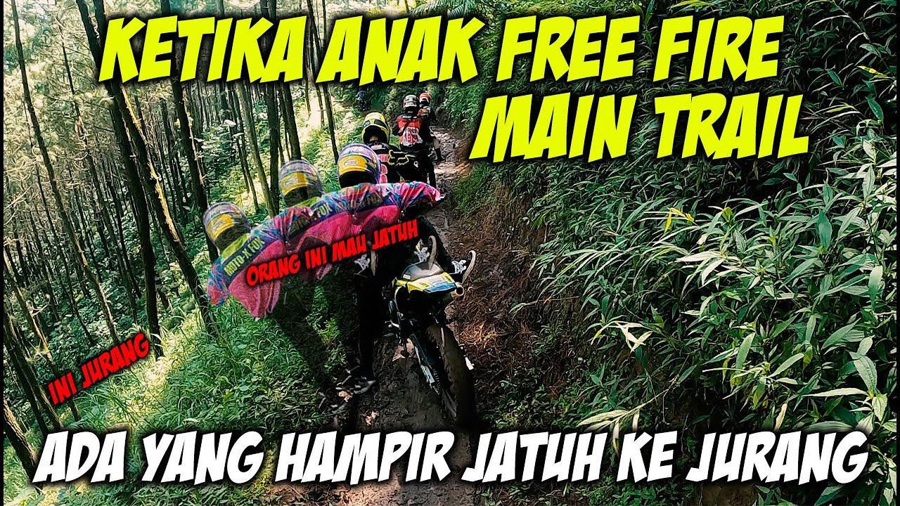 DETIK DETIK HAMPIR MAU JATUH KE JURANG SAAT NGETRAIL DI MALANG !! BARENG TEAM ETERNAL FREE FIRE !!!