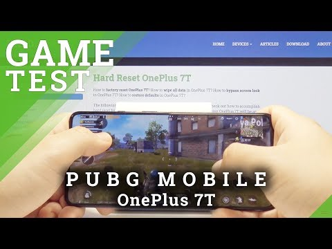 PUBG Mobile on OnePlus 7T - Android 10 Battle Royale Game Review