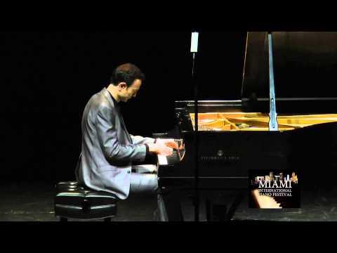 A SCRIABIN PIANO SONATA 3 MVMTS 3 and 4 ILYA ITIN