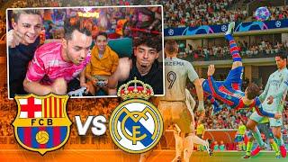 ¡El ESCUADRÓN SE ENFRENTA EN FIFA 21! GREFG & AMPETER vs AGUSTIN & VICENS!!