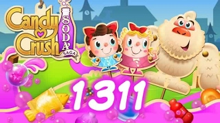 Candy Crush Soda Saga Level 1311