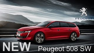💥2019 Peugeot 508 SW | interior and exterior of the most beautiful station wagon