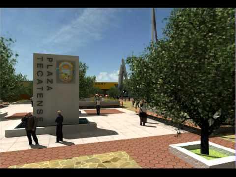HFL arquitectura - Sector Centro de Tecate