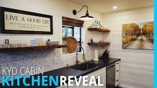 KITCHEN & BEDROOM MAKEOVER // KYD CABIN (2 OF 2)