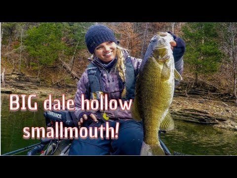 DALE HOLLOW SMALLMOUTH