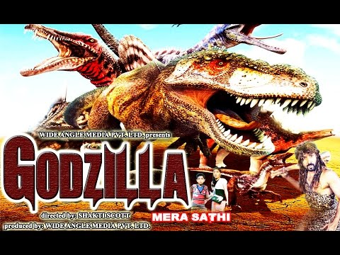 Godzilla Mera Saathi (2014) - Best Indian Fantasy Movie | Popular Hindi Movies 2014 Full Movie